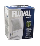 Fluval® SPEC Replacement Carbon, 3 Pack