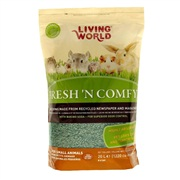 Living World Fresh 'N Comfy Bedding 20 L (1220 cu in) - Green