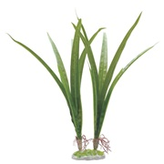 "Fluval Decorative Plants,  Acorus,36cm (14.5"") with Base"
