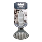 Le Salon Self-Cleaning Slicker Brush for Cats