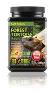 Exo Terra Forest Tortoise Soft Pellets - Adult, 9.8oz, 280g