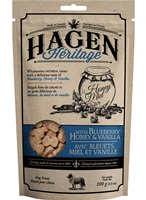 Hagen Heritage - Blueberry, Honey & Vanilla - 100 g (3.5 oz)
