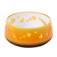 Catit Home Non-Skid Bowl - Orange