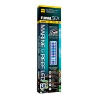 """Fluval Marine & Reef 2.0 LED Strip Light - 32 W - 61 cm-85 cm (24"""" – 34"""")"""