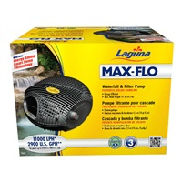 Laguna Max-Flo 2900 Waterfall & Filter Pump - For ponds up to 5800 U.S. gal (22000 L)