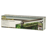 GLO T5 HO, Single Light High Output Linear Fluorescent Lighting System, 61 cm (24 in) - 1 x 24 W