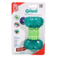 Dogit Design Gumi Dental Dog Toy-Chew & Clean, Medium