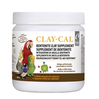 Living World Clay-Cal Calcium Enriched Clay Supplement for Birds 500 g (1.1 lb)