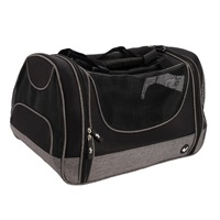 Dogit Explorer Soft Carrier Tote Carry Bag - Gray