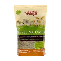Living World Fresh 'N Comfy Bedding 20 L (1220 cu in) - Tan