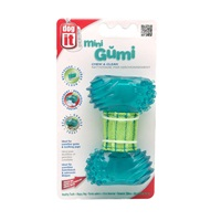 Dogit Design Gumi Dental Dog Toy - Chew & Clean - Mini