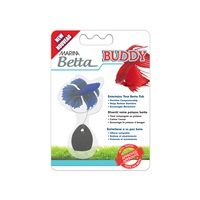 Marina Betta Buddy Fish Toy - Blue
