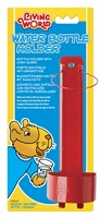 Living World Metal Water Bottle Holder Medium - Fits 61540 Red
