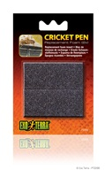 Exo Terra Cricket Pen Replacement Foam