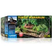Exo Terra Turtle Terrarium Large / Aquatic Habitat, 36 x18 x12