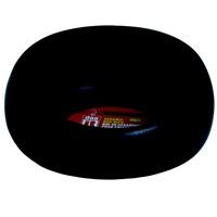 Dogit Round Ceramic Dog Dish-Black, Large (1L l / 33.8 fl oz)