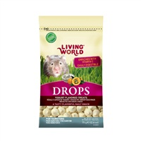 Living World Hamster Treat Yogurt Flavour, 75g (2.6 oz)