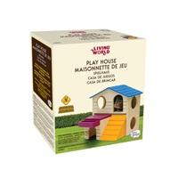 "Living World Playground Play House - Large - 16.5 x 16.5 x 15 cm (6.5 x 6.5 x 5.9"")"