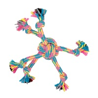 Zeus Mojo Brights Rope Spider Ball - 18 cm (7 in)