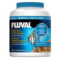 Fluval Tropical Flakes, 60 g (2.12 oz)
