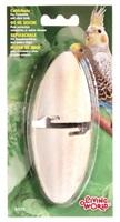 "Living World Cuttlebone with Holder Medium - 13.5 - 15 cm (5"" - 6"")"