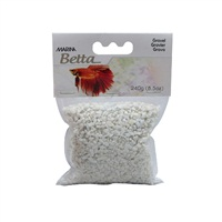 Marina Betta White Epoxy Gravel, 240 g (8.5 oz)
