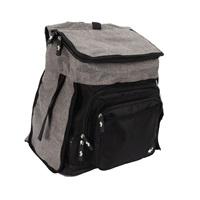 Dogit Explorer Soft Carrier Backpack Carrier - Gray