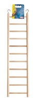 Living World Wooden Bird Ladder 11 Steps 43 cm (17 in) Long