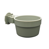 Living World Lock & Crock Dish, Olive Green