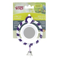 Living World Circus Toy, Mirror, Purple