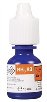 Nutrafin Ammonia fresh and saltwater reagent #3 refill, 10 mL (0.3 fl oz)