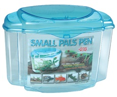 Living World Small Pals Pen Extra Large, 12.57 L (3.3 US gal)