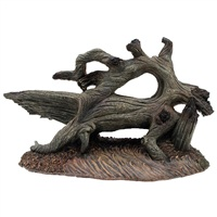 Marina Grey Driftwood on Sandy Base, Large