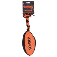Zeus Bomber Rocket Nylon Dog Toy - 38 cm