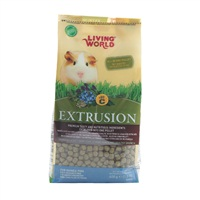 Living World Extrusion Diet for Guinea Pigs - 600 g (1.3 lb)