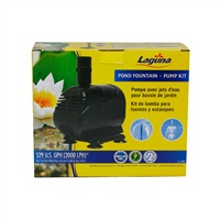 Laguna Pond Fountain Pump Kit, for ponds up to 4000 L (1058 U.S. gal)