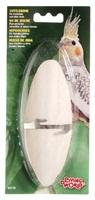 "Living World Cuttlebone with Holder Large - 15 - 18 cm (6"" - 7"")"