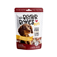 Zeus Better Bones - BBQ Chicken Flavor - Mini Bones - 12 pack