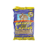 Hagen Rabbit Pellets - 1.13 kg (2.5 lbs)