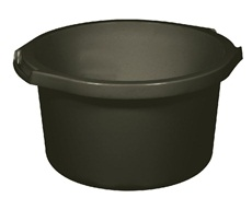 "Laguna Lily Tub, 38 cm (15"") dia x 21.6 cm (8.5"") H., 18.9 L (5 U.S. gal) capacity"