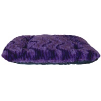"Dogit Style Dog Sleeping Mat-Wild Animal,Purple, Xsmall. 45.8cm x 30.5cm x 5cm (18"" x 12"" x 2"")."