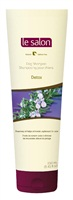 Le Salon Dog Shampoo-Detox. A tearless formula that helps eliminate unpleasant fur odor.  250ml/8.45 fl oz