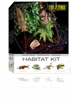 Exo Terra Habitat Kit Rainforest Medium