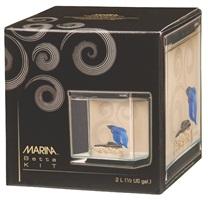Marina Betta Kit Zen Theme , 2L (0.53 US Gal)