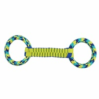 K9 Fitness by Zeus Ballistic Twist & Rope Tugger - XLarge - 40.6 cm (16 in)