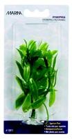 Marina Mini Aquascaper Plastic Plant, Hygrophila,10 cm (4 in)