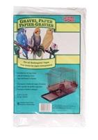 Living World Gravel Paper 8-pack 35 cm x 40 cm, Medium