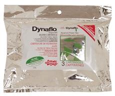Living World Dynaflo No.1 Filter Cartridge, 3-pack