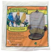 Living World Gravel Paper 8-pack 35.5 cm (14 in) diameter, Large