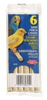 Living World Sand Perch Covers for Small Birds 6-pack